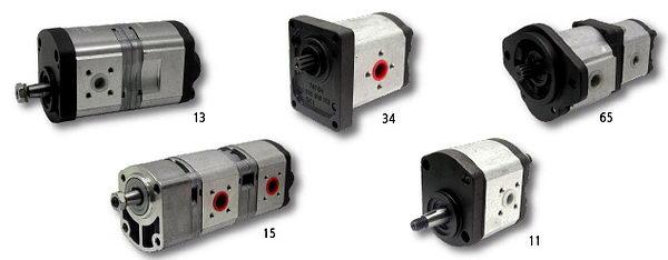 Pompy hydrauliczne BOSCH do ciągników CASE
