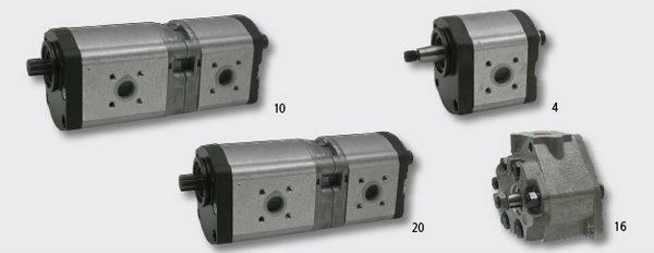 Pompy hydrauliczne