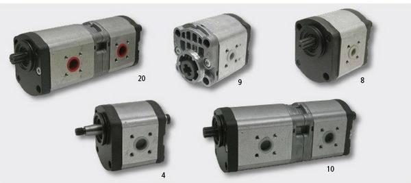 Duutz pompa hydrauliczna