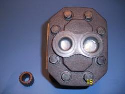 Pompa do przyczp leśnych LM 33T